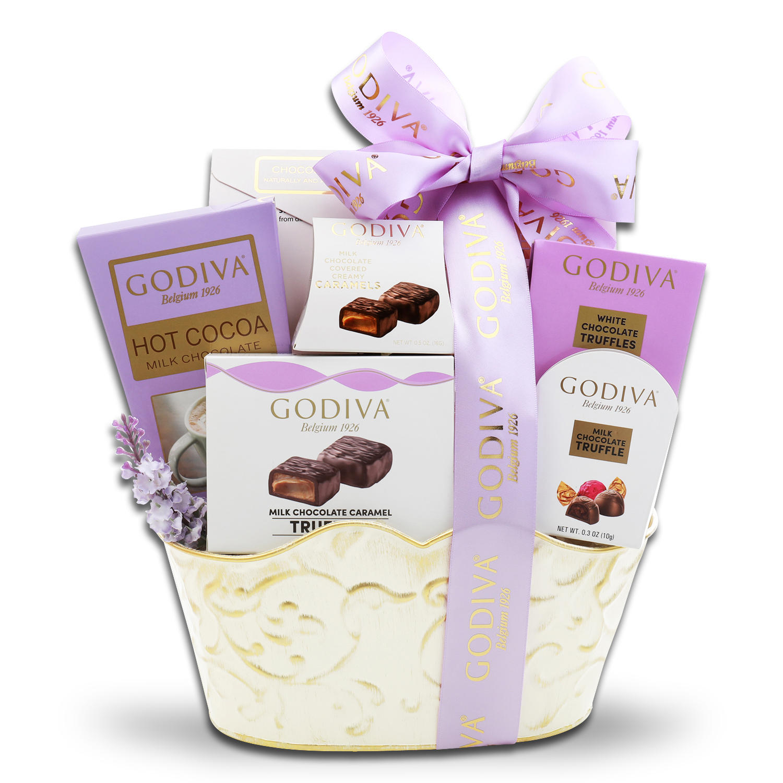 Alder Creek Gifts Spring Godiva Gift