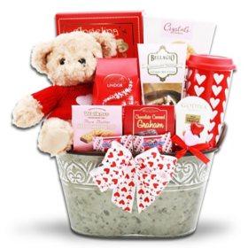 Just Too Cute Gift Basket