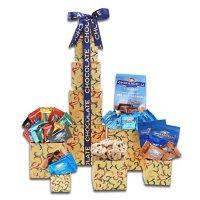 Ghirardelli Chocolate Gift Tower