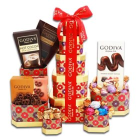 The Gifting Group Godiva Non Holiday Tower