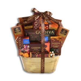 The Gifting Group Modern Godiva Gift Basket