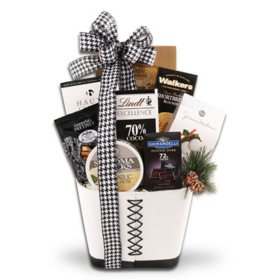The Gifting Group Chic Gourmet Gift Basket