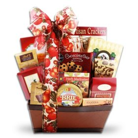 The Gifting Group Fall Festival Gift Basket