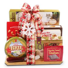 The Gifting Group A Cut Above Gift Basket