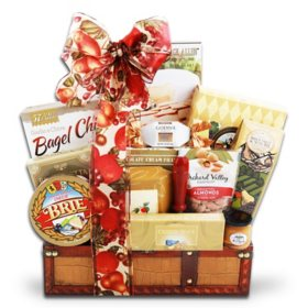 The Gifting Group Gourmet Gift Chest Gift Basket