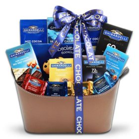 The Gifting Group Ghirardelli Corporate Gift Basket
