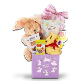 Happy Easter Bunny Gift Box