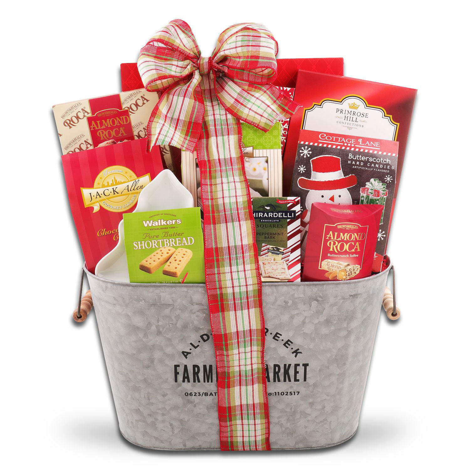 The Gifting Group Holiday Perfection Gift Basket