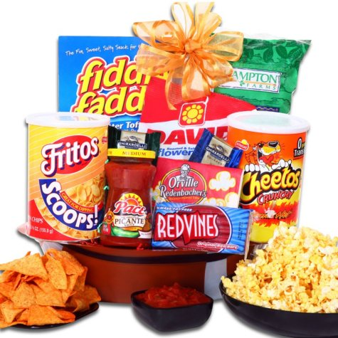 Football Party Snack Gift Set