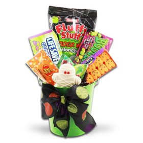 The Gifting Group Trick or Treat Bucket of Goodies