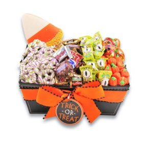 The Gifting Group Halloween Treat Gift Basket