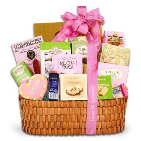 Alder Creek Decadent Gourmet Gift Basket