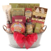 Deals on Alder Creek Holiday Picnic Intermission Gift Basket