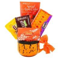 Deals on Alder Creeks Halloween Mug Gift Basket