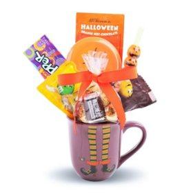 Alder Creek's Ghoulish Goodies Gift Basket