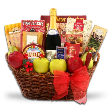 Alder Creek Grand Gourmet Fruit Basket