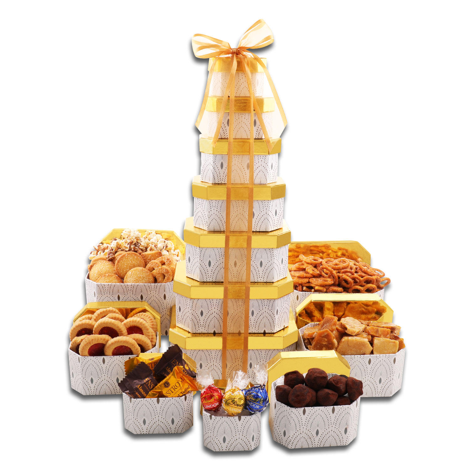 The Gifting Group 7-Tier Ultimate Holiday Tower