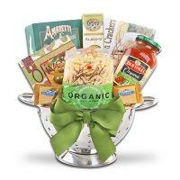 Dinner in Italy Gift Basket
