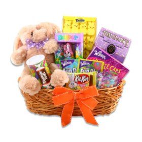 Delightful Easter Treats Basket