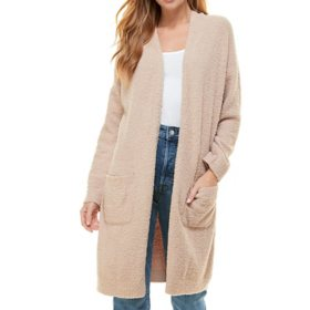 T&S by Thread & Supply Ladies Plush Cardigan