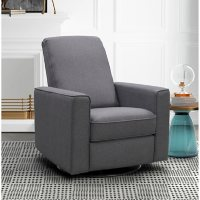Langley Swivel Glider Recliner, Assorted Colors