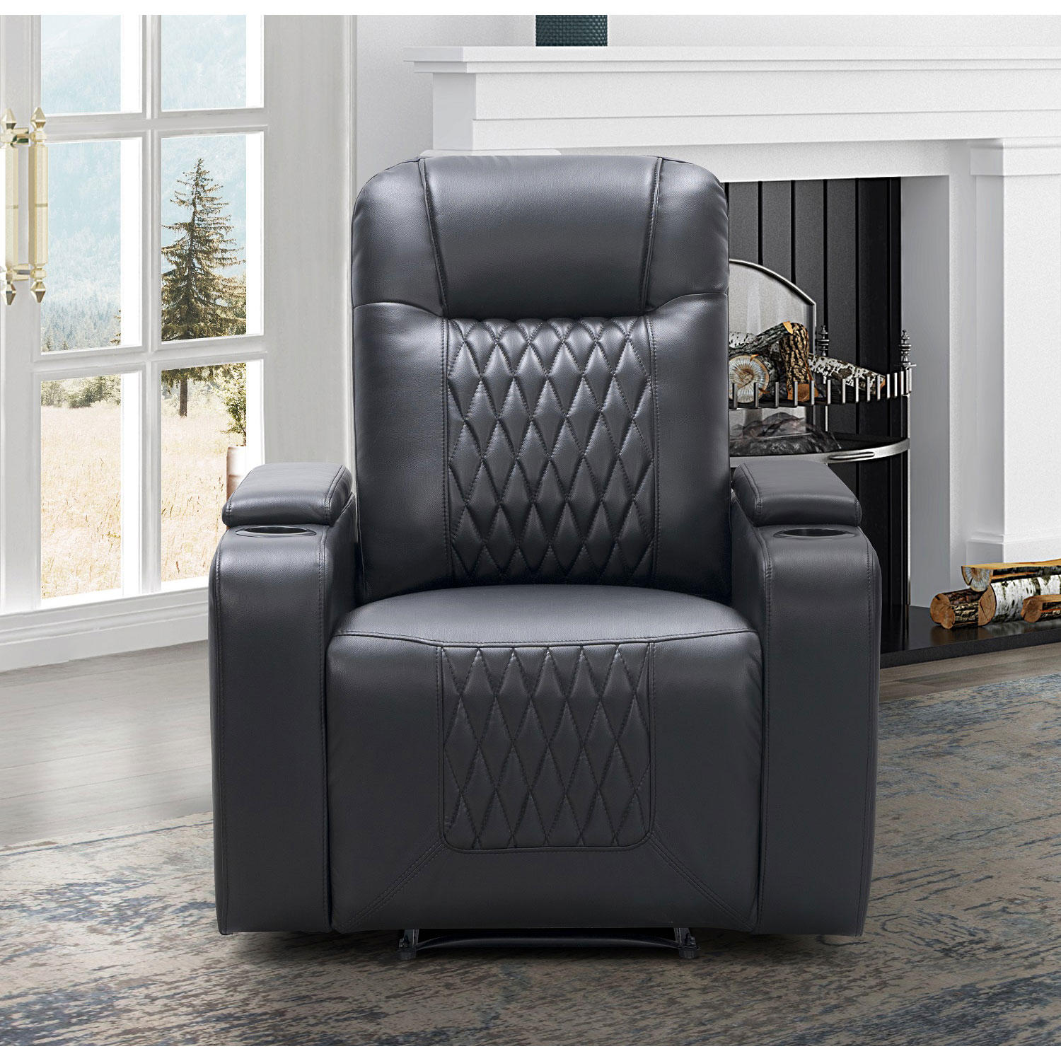 Abbyson Living Bel Air Theater Recliner