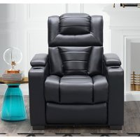 Abbyson Living Lexington Power Theater Recliner Deals