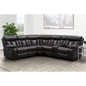 Harley 6-Piece Sectional, Assorted Colors