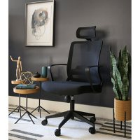 Stanley Adjustable High Back Mesh Office Chair, Assorted Colors