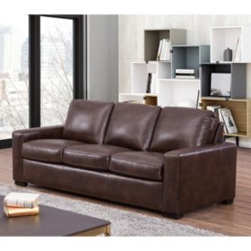 Rochester Leather Sofa