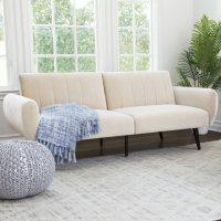 Abbyson Living Franco Foldable Velvet Sofa Bed Deals
