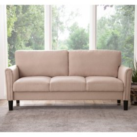 Bailey Fabric Sofa (Assorted Colors)