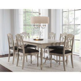 Romona 7-Piece Dining Set (Assorted Colors)