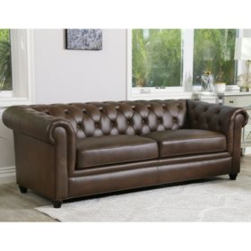 Remarkable Woodbridge Tufted Chesterfield Sofa Assorted Colors Spiritservingveterans Wood Chair Design Ideas Spiritservingveteransorg