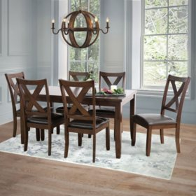 Edgewater 7-Piece Dining Set