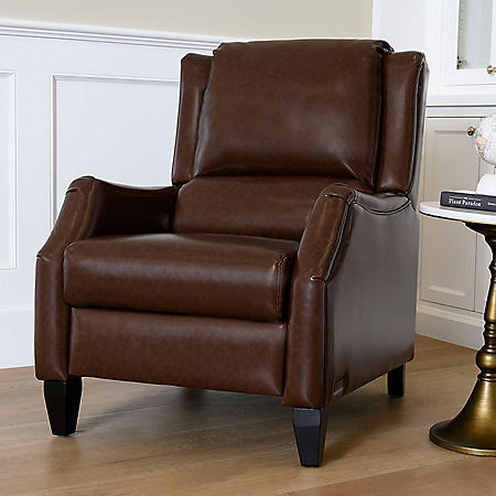 Simon Pushback Recliner, Assorted Colors