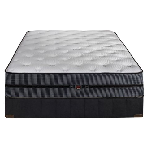 HD Super-Duty Essence Logan Plush King Mattress