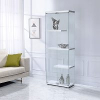The Society Den Maxwell Glass Display Cabinet