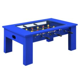 Society Den Rebel Foosball Gaming Table (Assorted Colors)