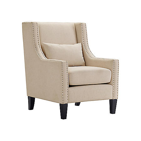 Society Den Ryan Accent Arm Chair, Assorted Colors