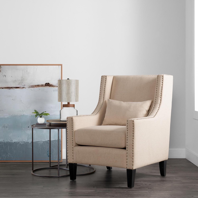 Society Den Ryan Accent Arm Chair