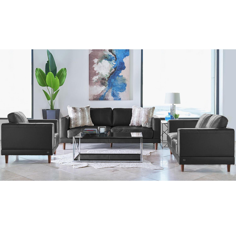 Society Den Hanson 3-Piece Sofa Set