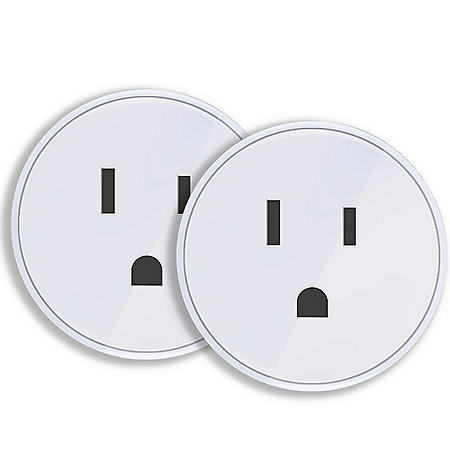 Brookstone Smart Plug (2 Pack)