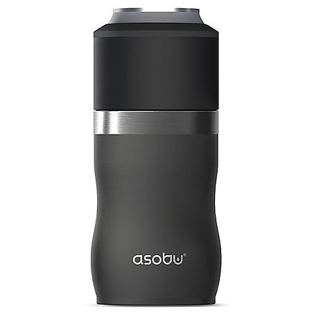Asobu Tall Boy Kuzie Beverage Holder, 2 Pack (Assorted Colors)
