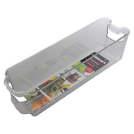 Cuisinart Fridge and Freezer Small Storage Bins, 4 Pack