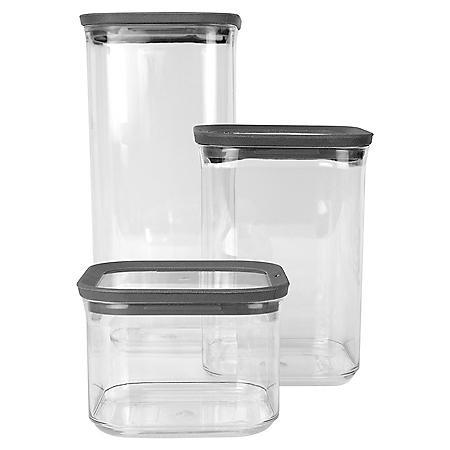 Cuisinart Large 12-Piece Pantryware Set (Assorted Colors)