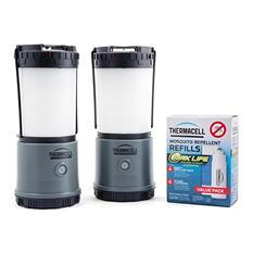 ThermaCell Camp Lantern Bundle