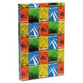 Mohawk - Copier Gloss Paper, 94 Brightness, 32lb, 17 x 11, Pure White -  500 Shts/Rm