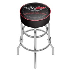 Corvette C5 Padded Bar Stool (Assorted Colors)