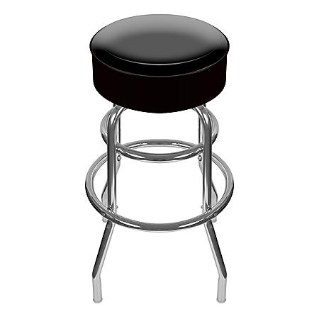Padded Bar Stool (Assorted Colors)